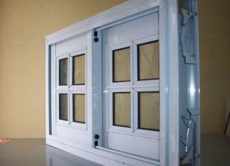 Okna aluminiowe - doskonałe do większych pomieszczeń